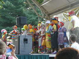 Clown group