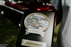 August 27, 2017 Cruise to the Carousel Car Show