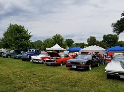 August 26, 2018 Cruise to the Carousel Car Show